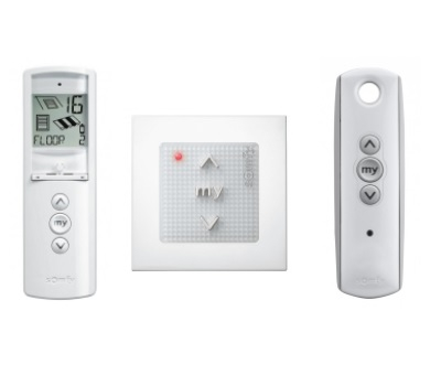 Handsets, wall switches or timers