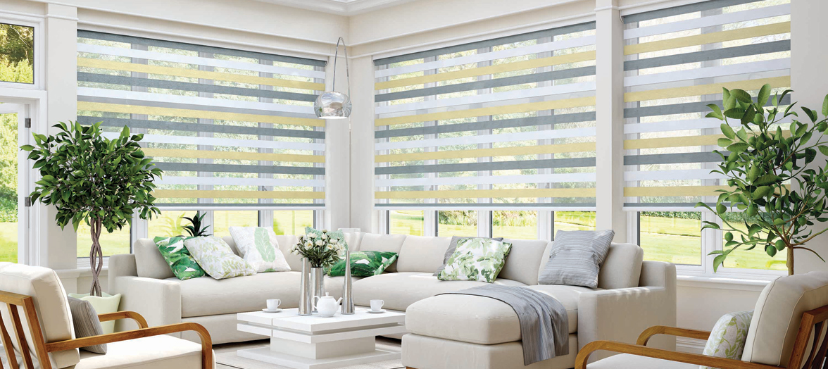 Electric Vision Blinds - Powered by Somfy
