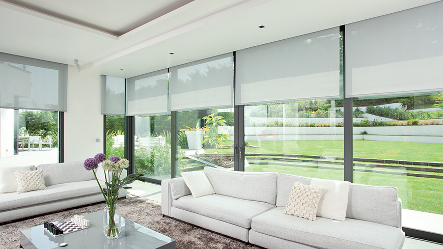 Electric Roller Blinds - Offers