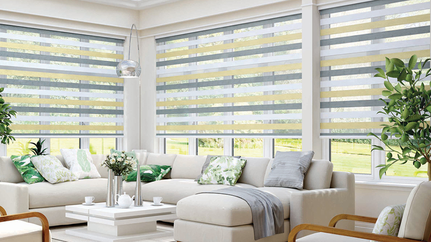 Electric Vision Blinds - Offers