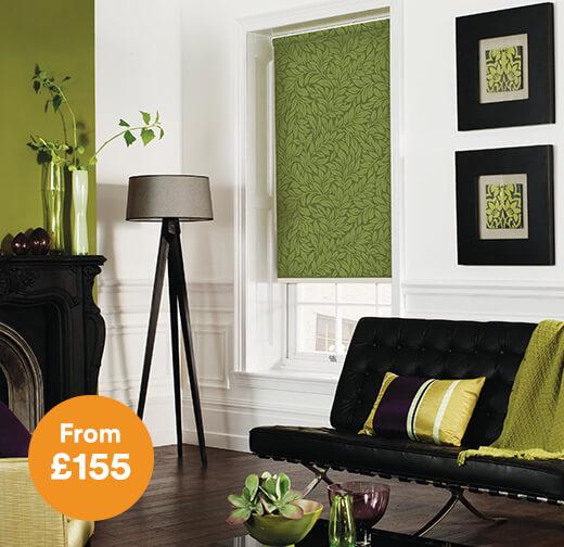 Fully customisable blinds