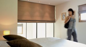 How to install your Roman blinds